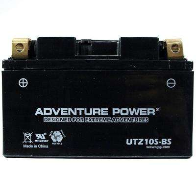 Dry Charge AGM 12-Volt 8.6 Ah Capacity K Terminal Battery