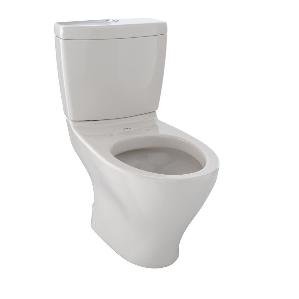 Toto Aquia Ii 2 Piece 0 9 1 6 Gpf Dual Flush Elongated