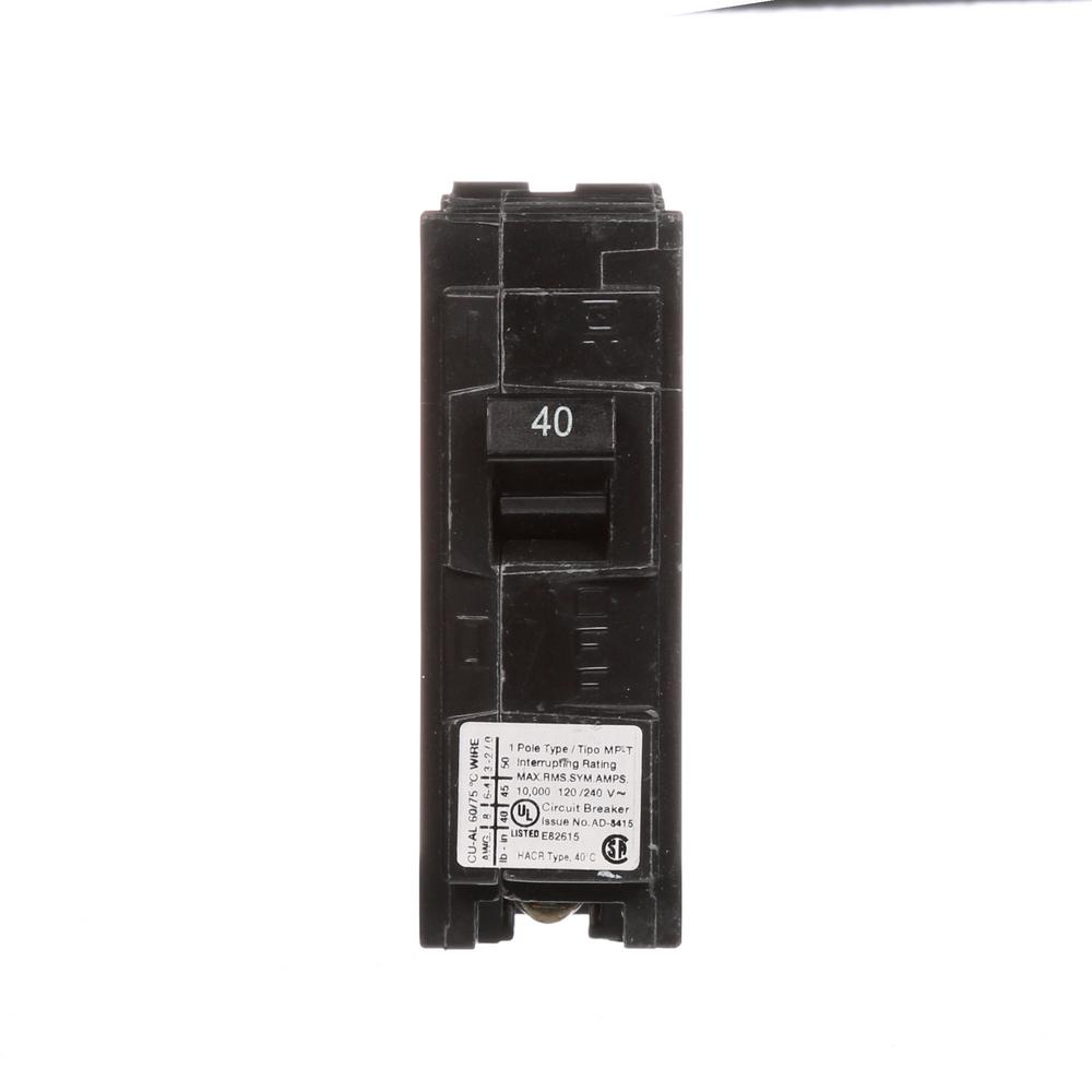 Murray 40 Amp Single-Pole Type MP Circuit Breaker