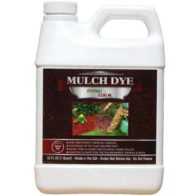 2,400 sq. ft. Sierra Red - Red Mulch Colorant Concentrate