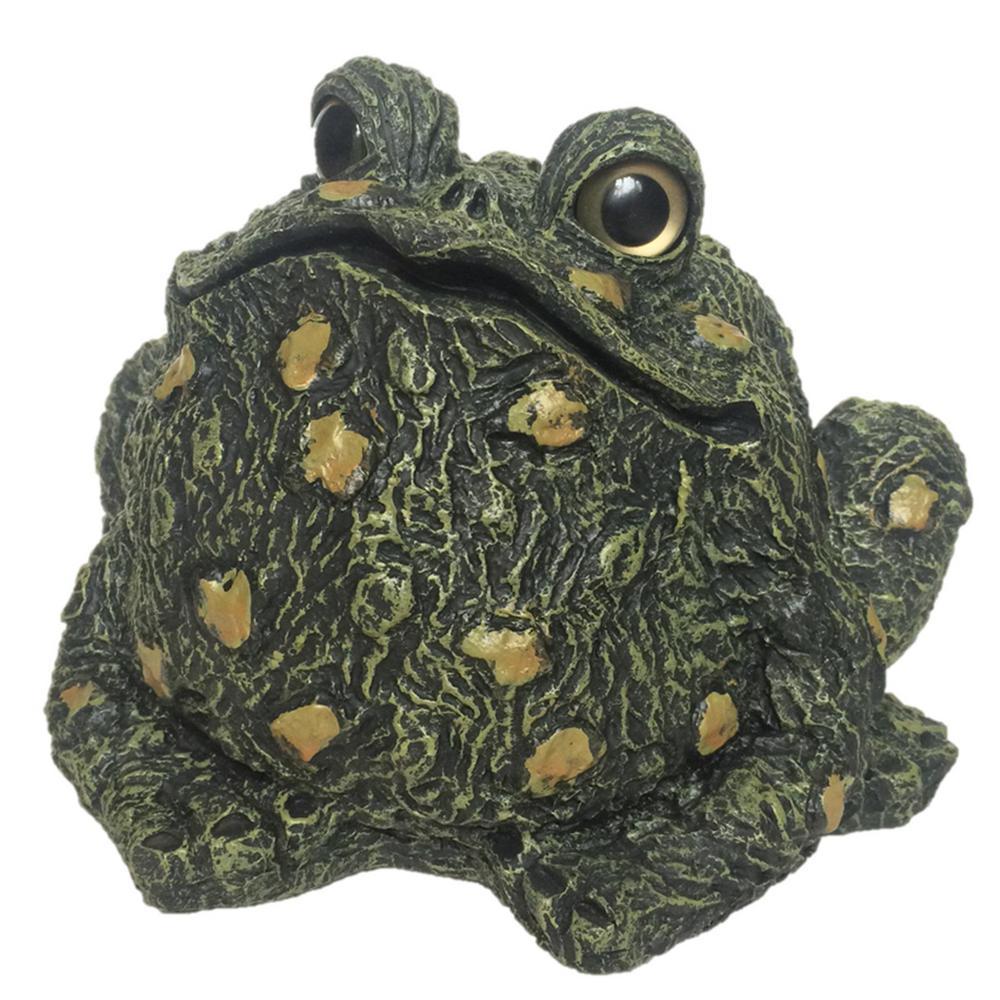 8-1/2 in. Toad Garden Statue