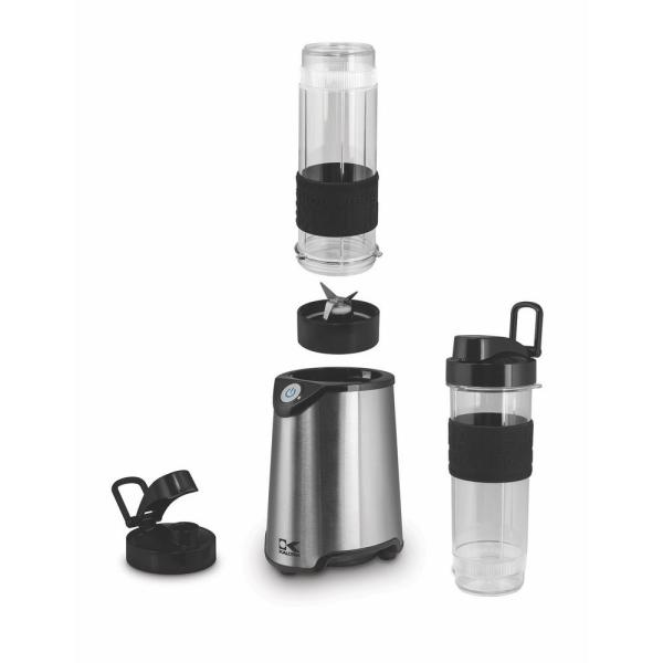 KALORIK 20 oz. Single Speed Black Personal Blender BL 43326 BK