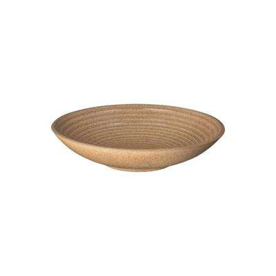 Studio Craft 12 in. Elm Large Ridged Bowl