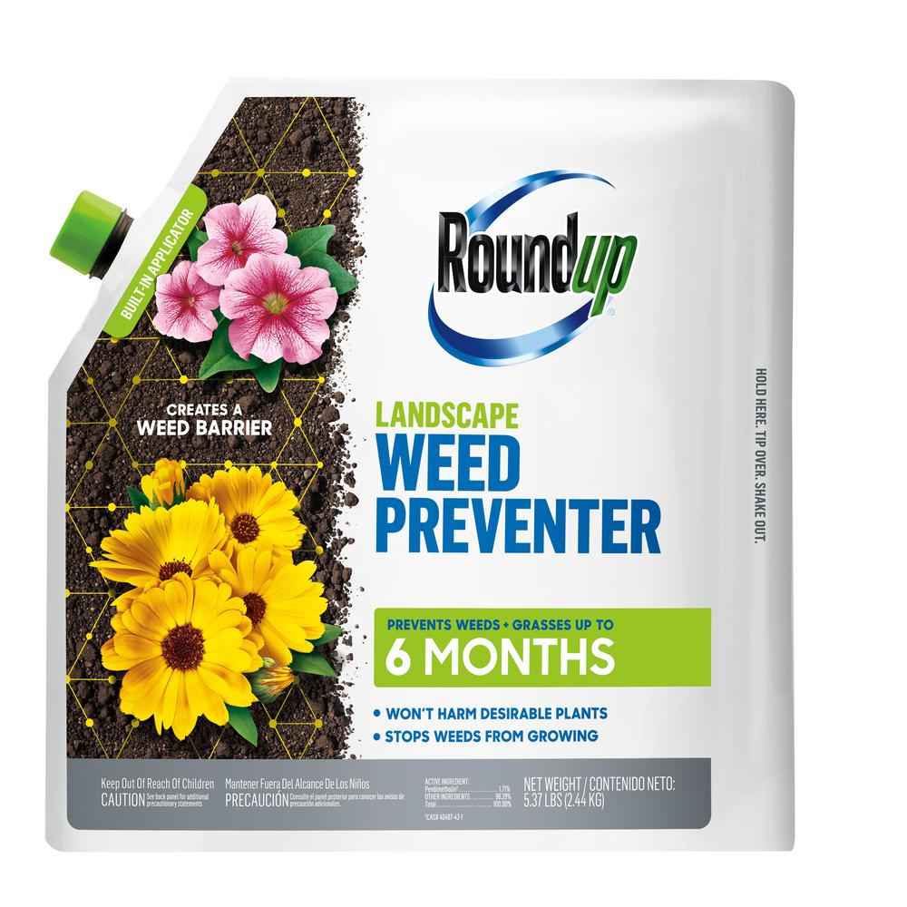 Roundup 5.4 lbs. Roundup Landscape Weed Preventer
