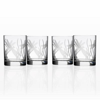 Whiskey Glasses Cocktail Glasses The Home Depot
