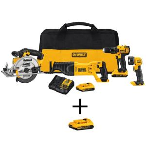 Deals on DeWalt Power Tools and Accessories from $14.99