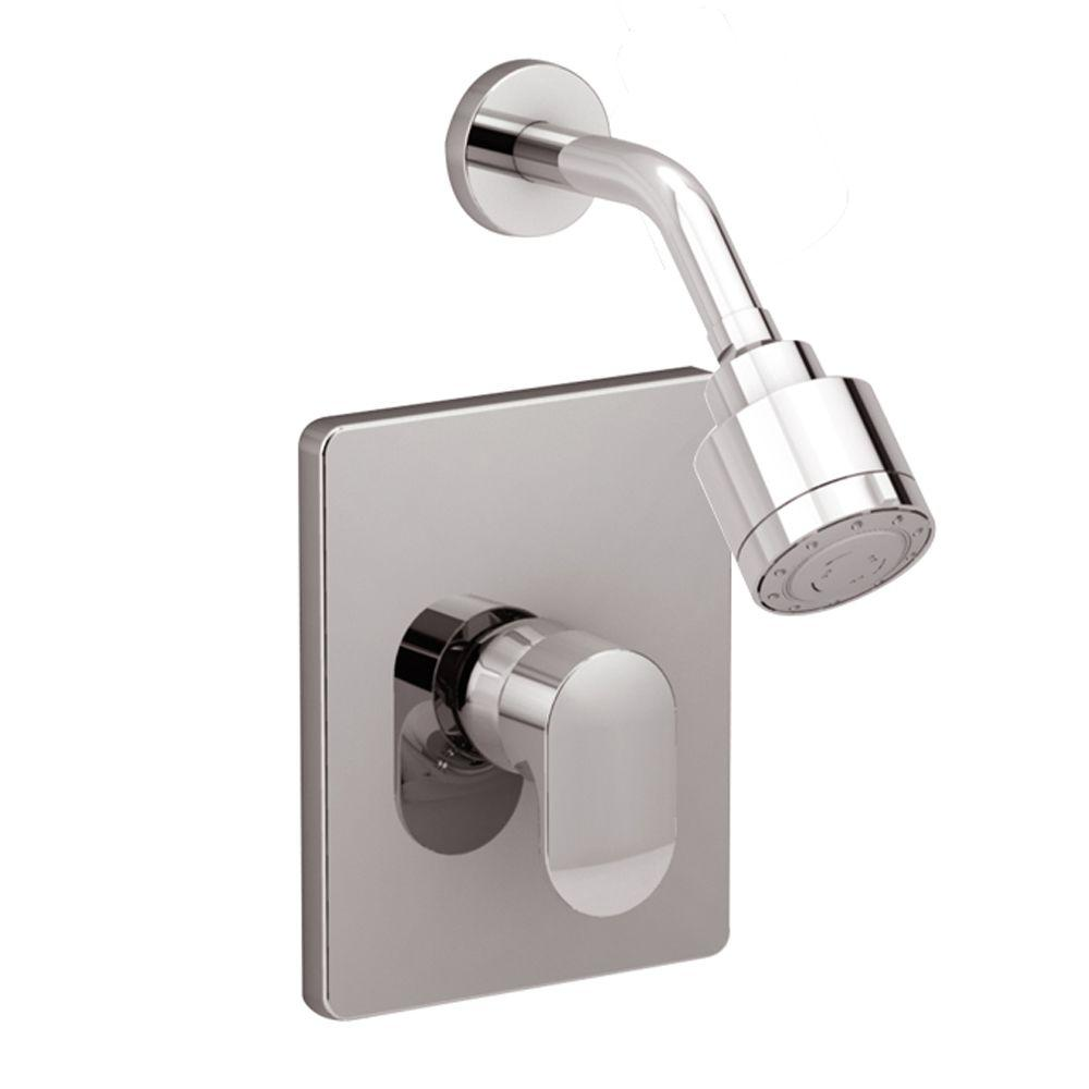 American Standard Shower Chrome Faucet Chrome Shower