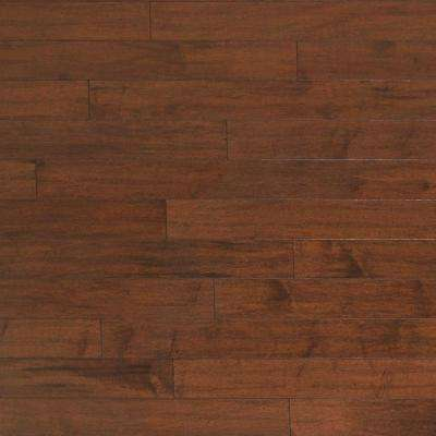 Scraped Maple Rodeo 1/2 in. Thick x 5 in. Wide x Random Length Engineered Hardwood Flooring (31 sq. ft. / case)