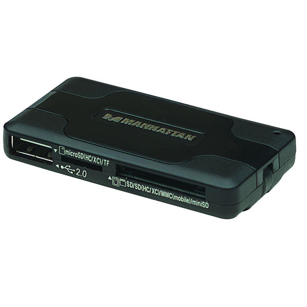 Manhattan Hi-Speed USB Combo Hub