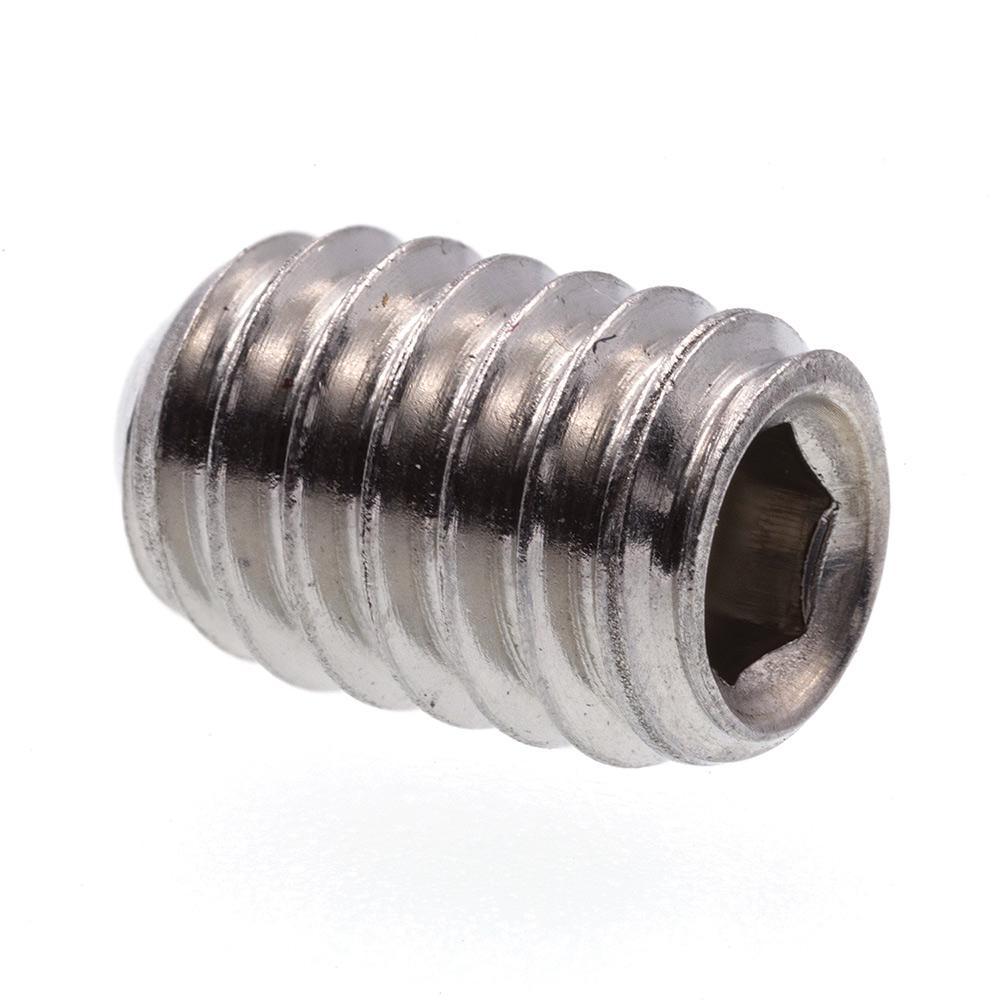 Prime-Line 9184164 Socket Set Screws 10-Pack Grade 18-8 Stainless Steel 5//16 in-18 X 1 in