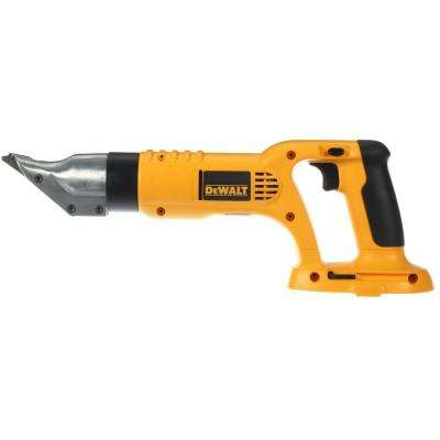 18-Volt NiCd Cordless 18-Gauge Swivel Head and Shear (Tool-Only)