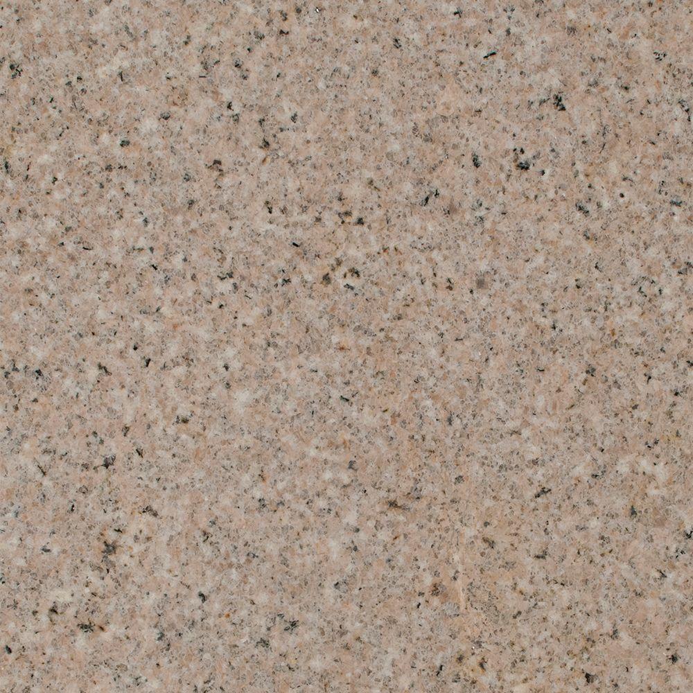 Stonemark Granite 3 In X Countertop Sample Giallo Fantasia