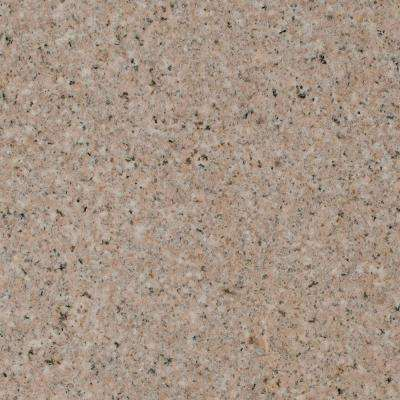 3 in. x 3 in. Granite Countertop Sample in Giallo Fantasia