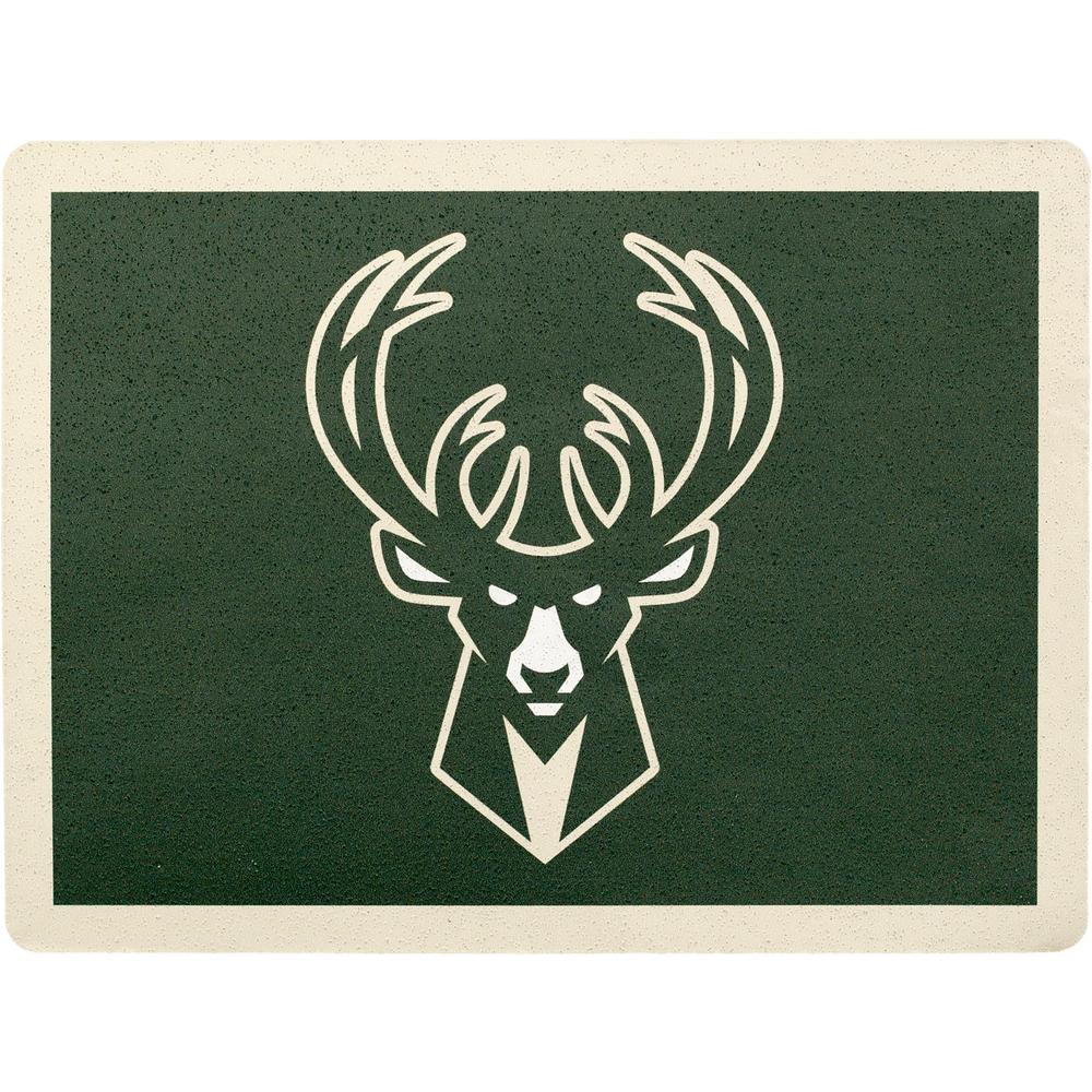 NBA Milwaukee Bucks Address Logo Graphic