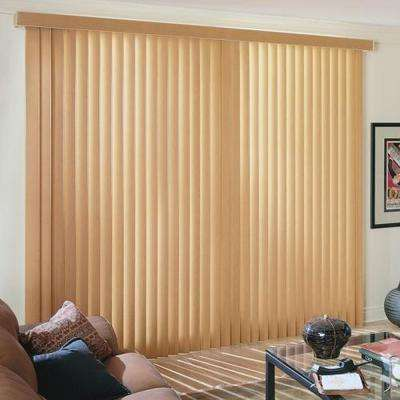 3.5 in. Fauxwood Vertical Blind