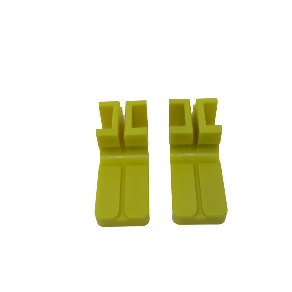 Masonry Line Blocks pair