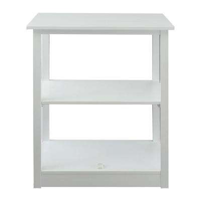 Adams Bookcase with Concealed Sliding Track