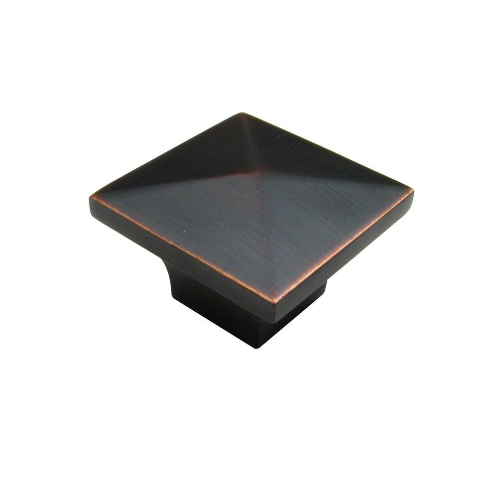 Richelieu Hardware 1 1 4 In Brushed Oil Rubbed Bronze