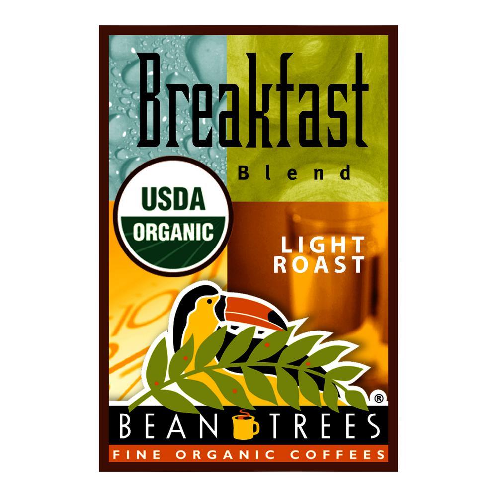 12 oz. Breakfast Blend Coffee Ground (3-Bags)