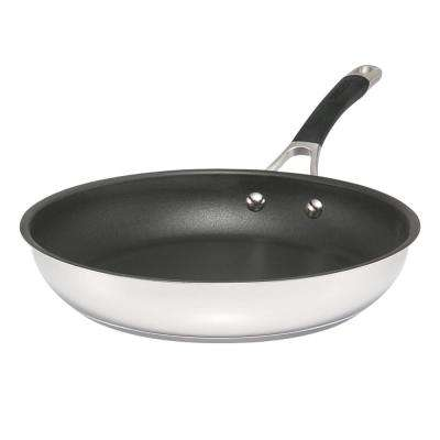 Momentum Stainless Steel Nonstick French Skillet, 11.5 in.