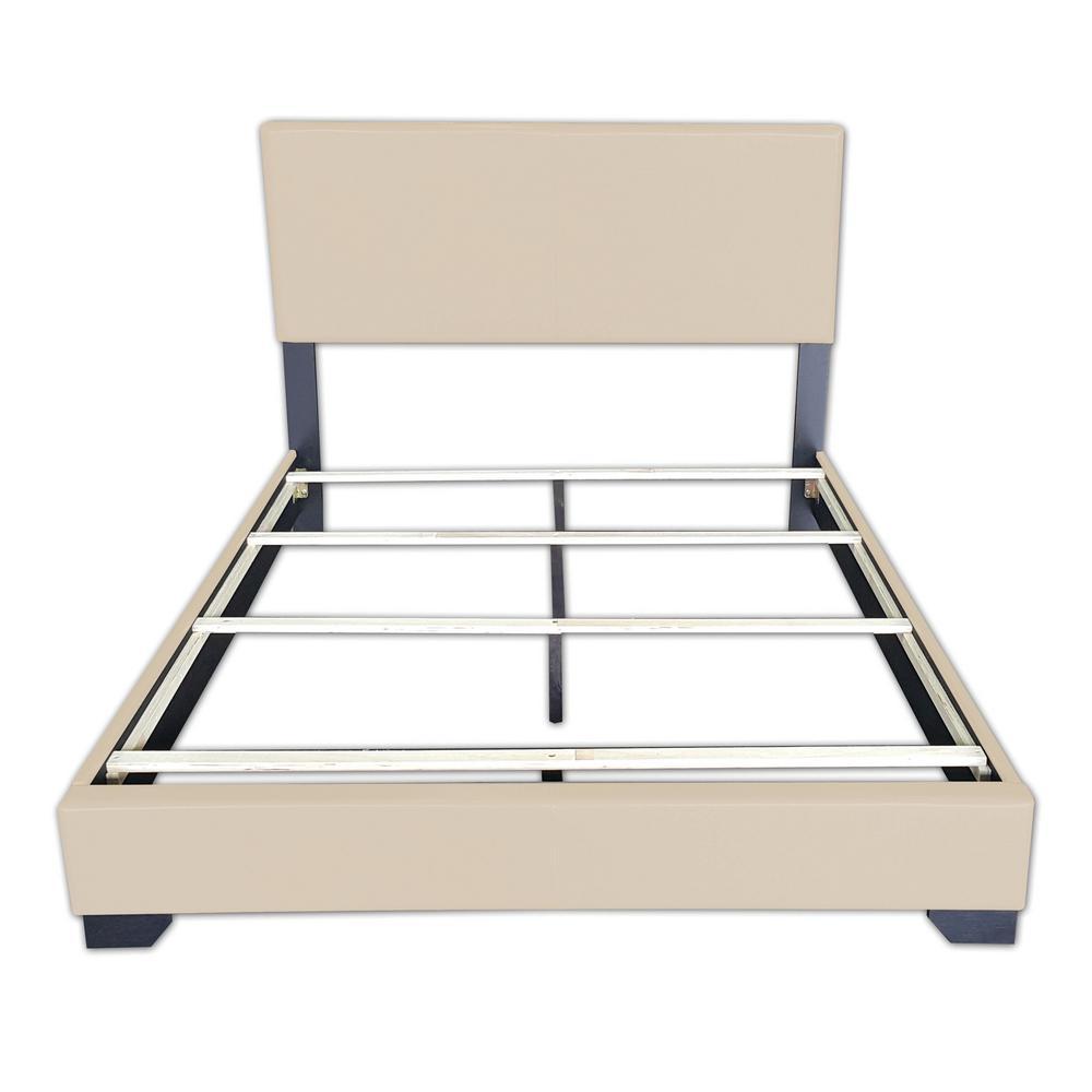 ACME Furniture Ireland Beige Queen Bed 24280Q