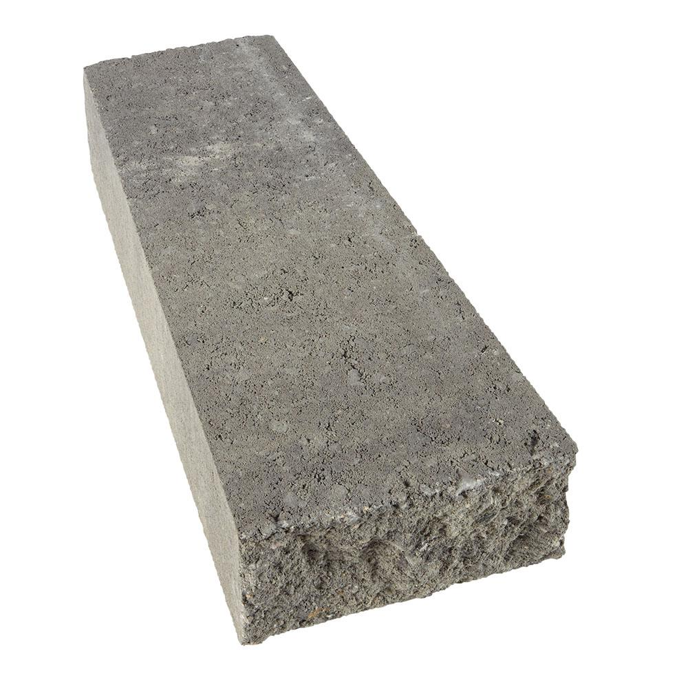 Pavestone ProMuro 3 in. x 5.25 in. x 14 in. Granite Blend Concrete Wall Cap (150 Pcs. / 65.6 Lin. ft. / Pallet)