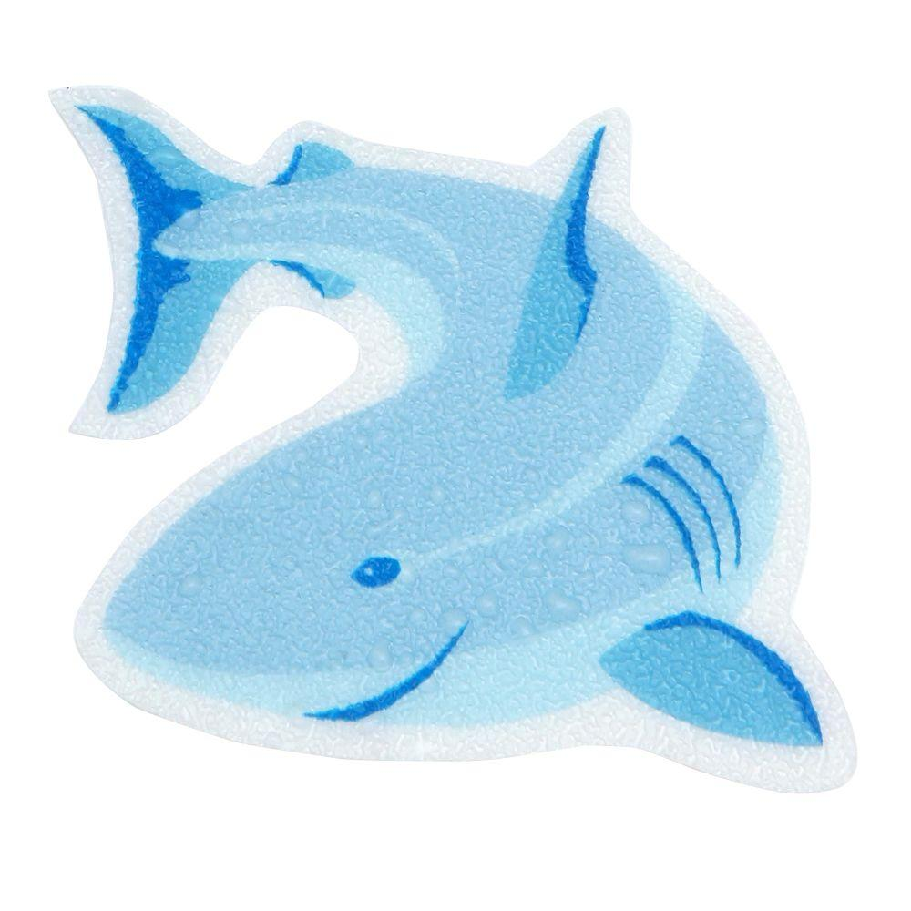 SlipX Solutions Shark Tub Tattoos (5-Count)-04130-1 - The Home Depot
