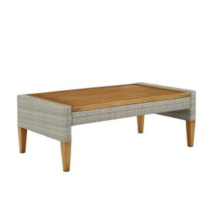 Capella Wicker Outdoor Coffee Table