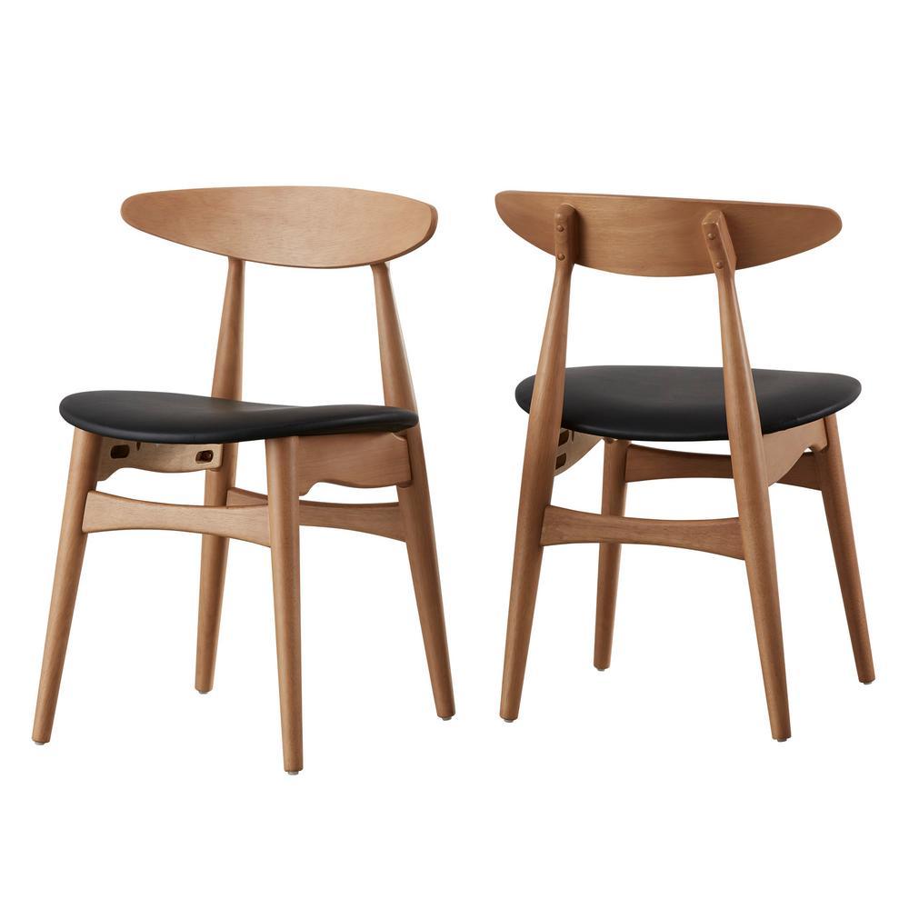 Judson Scandinavian Natural Dining Chair