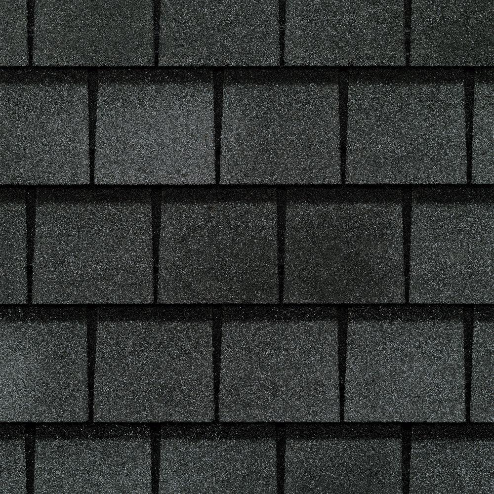 GAF Slateline Value Collection English Gray Lifetime Architectural Shingles (33.3 sq. ft. per Bundle)