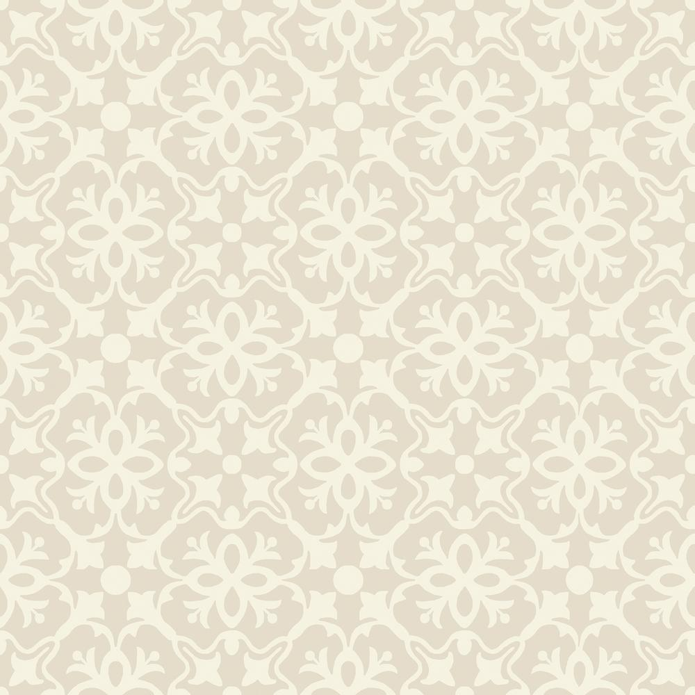 Ivc Brooklyn Grey Decorative Residential Light Commercial Vinyl Sheet Flooring 13 2ft Wide X Cut To Length C9705 360k593p158 The Home Depot