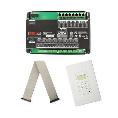 Hi-Fi 2 8-Zone Expansion Kit for Structured Wiring Enclosures