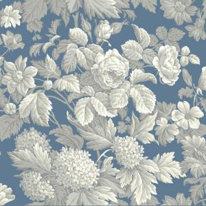 York Wallcoverings Antique Floral Wallpaper by York Wallcoverings