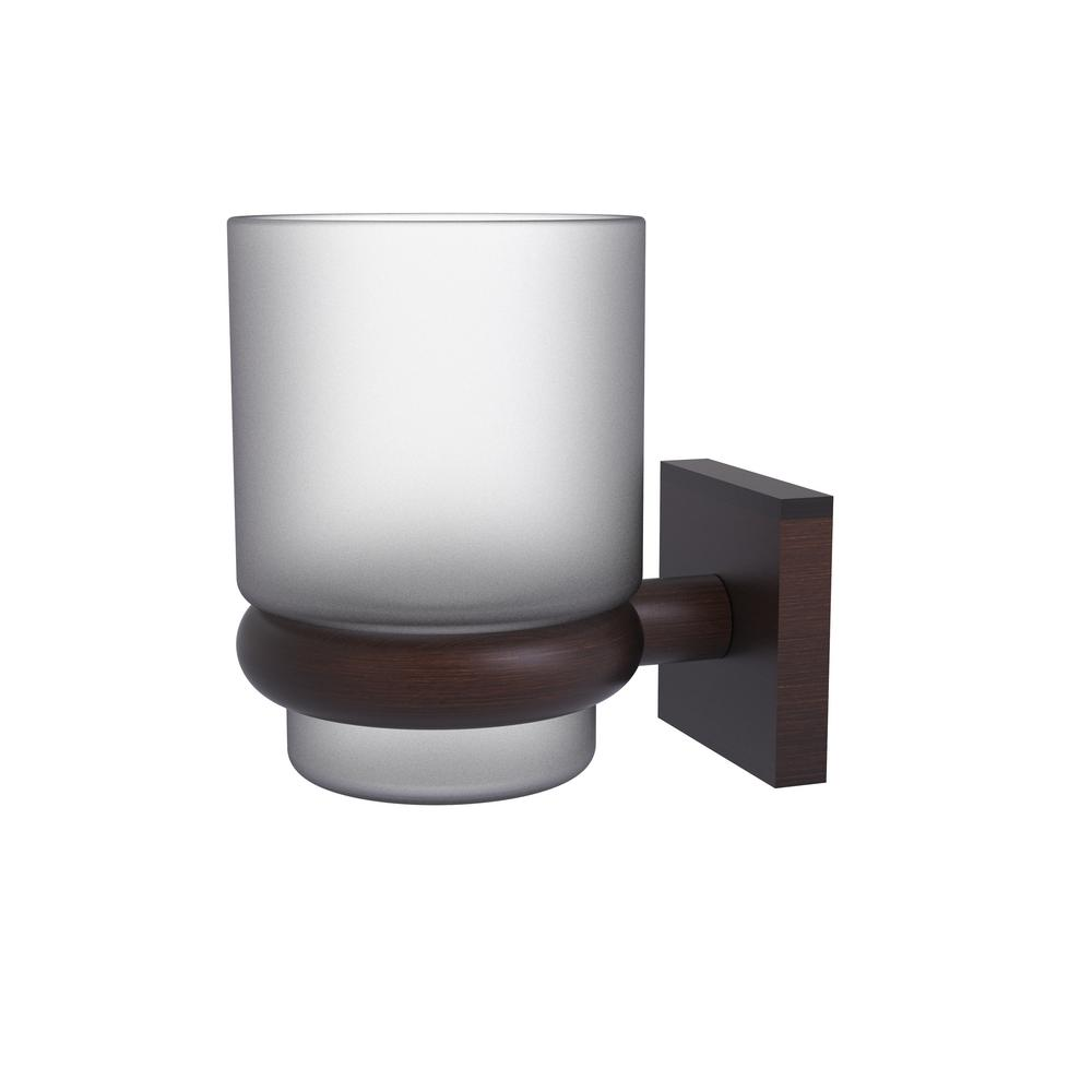 Allied Brass Montero Collection Wall Mounted Tumbler Holder in Venetian Bronze