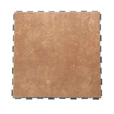 Rosso 12 in. x 12 in. Porcelain Floor Tile (5 sq. ft. / case)