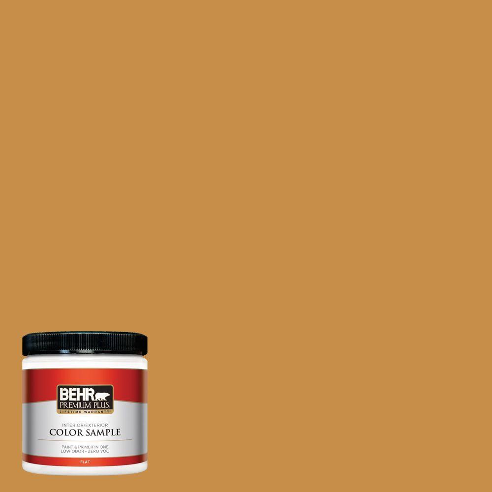 8 oz. #310D-6 Light Copper Interior/Exterior Paint Sample