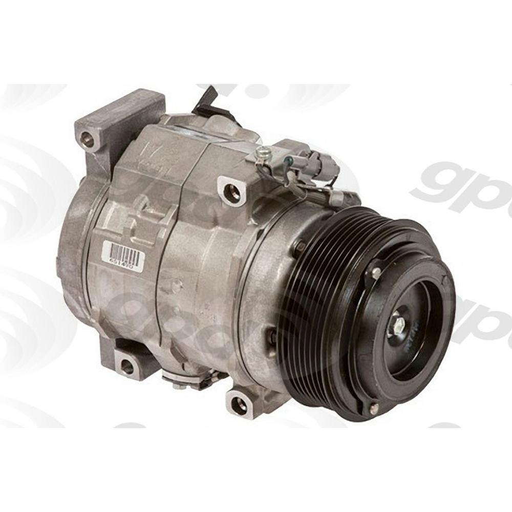 Global Parts Distributors Llc New A C Compressor 7512966 The Home Depot