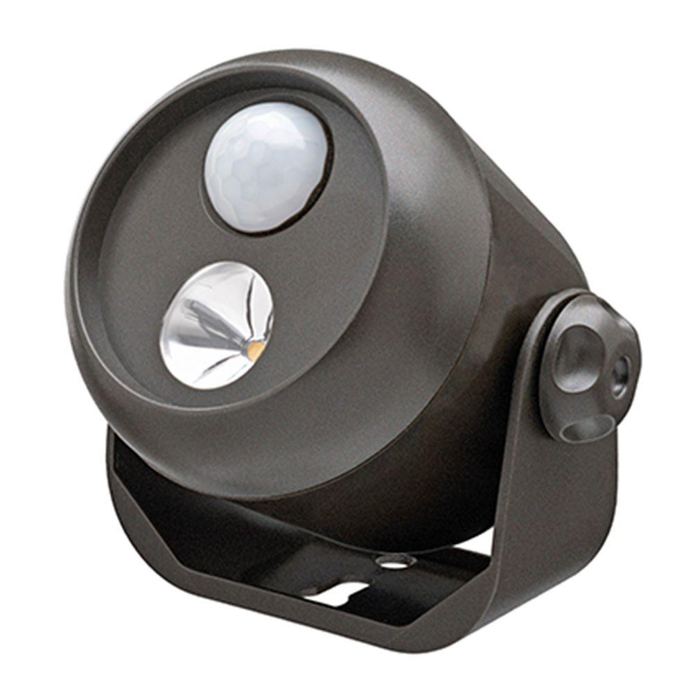 Wireless Home Lighting: Mr Beams Wireless Motion Sensing LED Spotlight-MB310