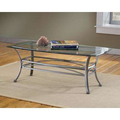 Abbington Dark Pewter Coffee Table