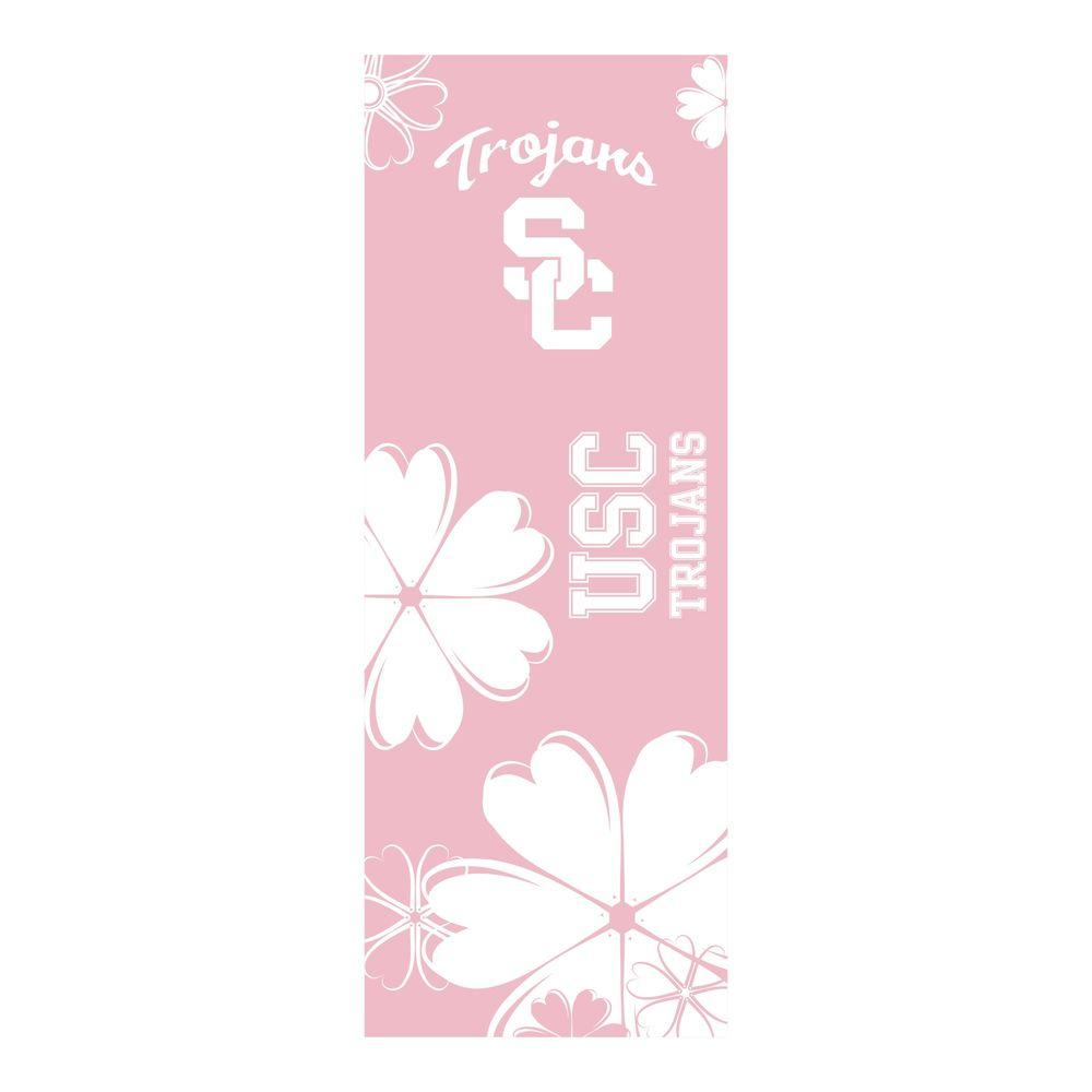 FANMATS University of Southern California 24 in. x 67.5 in. Yoga Mat-DISCONTINUED