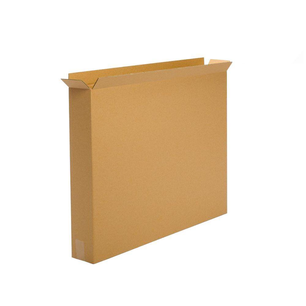 a63ae3aad33 Pratt Retail Specialties 36 in. x 6 in. x 42 in. Moving Box (10-Pack ...