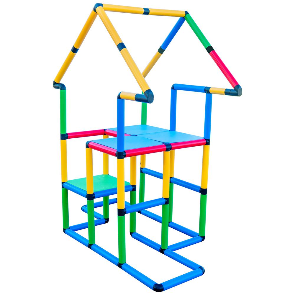 Create And Play Life Size Structures Deluxe Set Fun and Educational