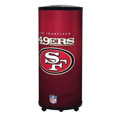 NFL 22 Qt. San Francisco 49ers Ice Barrel Cooler