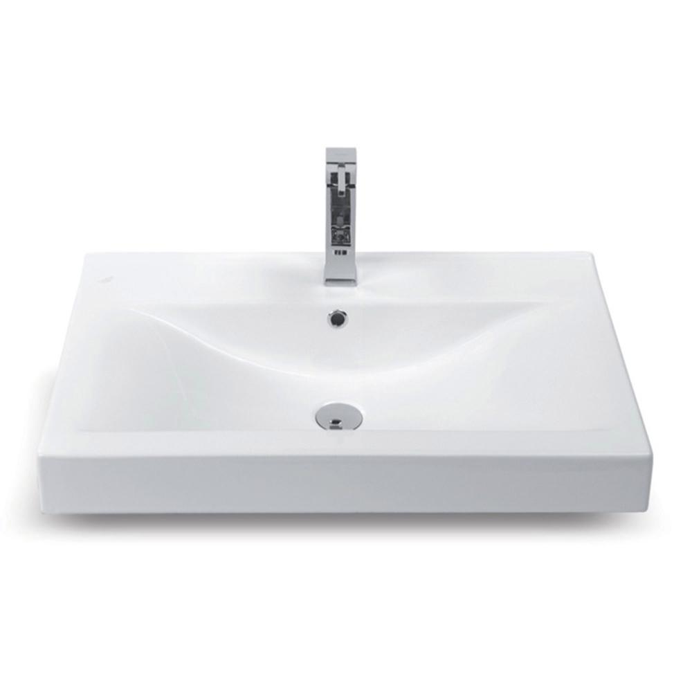 Nameeks Mona Wall Mounted Bathroom Sink In White Cerastyle 064200 U