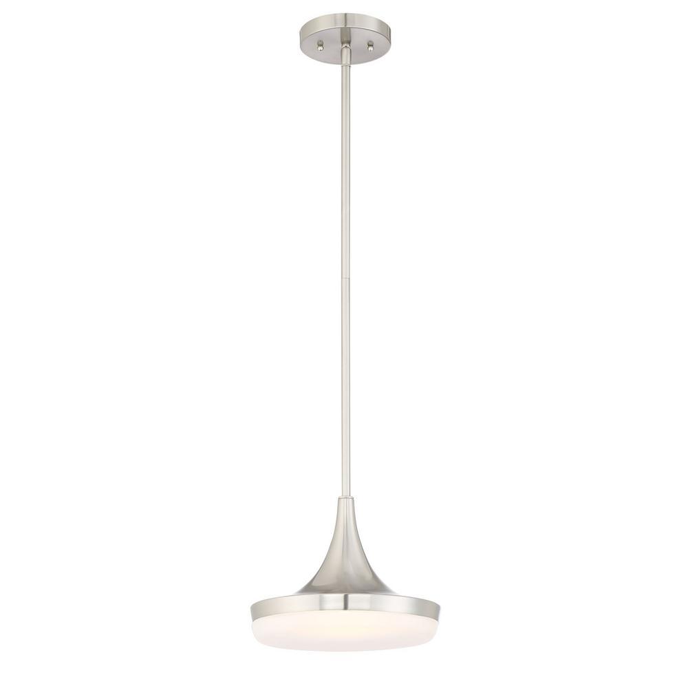 Home Decorators Collection 60 Watt Equivalent 10 In
