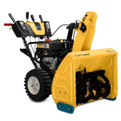 2X MAX 30 in. 357 cc Two-Stage Gas Snow Blower with Electric Start, Power Steering and Steel Chute