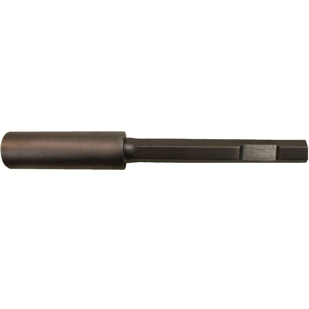 Makita 1-3/4 in. x 14-1/2 in. Spike/Pin Driver, 1-1/8 in. Hex Shank For Use with 1-1/8 in. hex demolition and breaker hammers