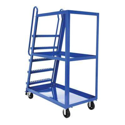 28 in. x 52 in. High Frame Cart Rubber-On-Steel