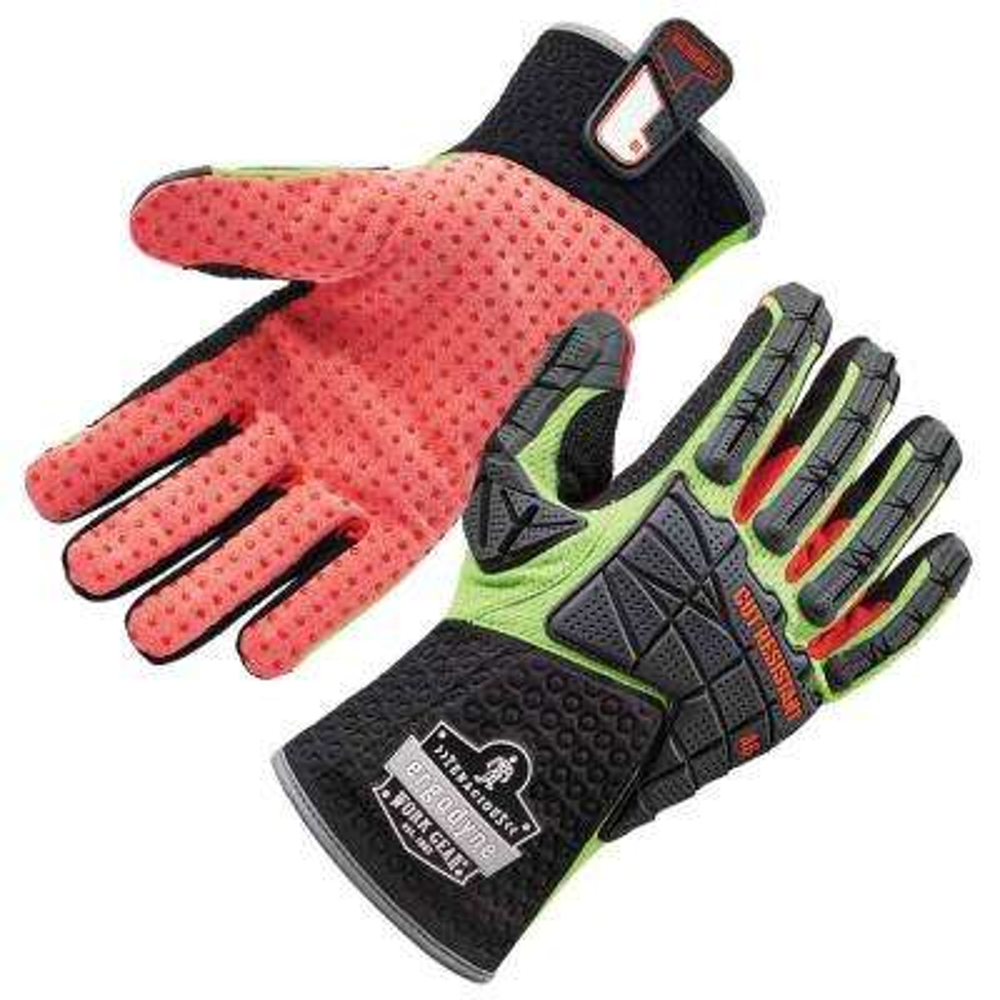 ProFlex 925CR6 XX-Large Performance Dorsal Impact Reducing Cut Resistance Gloves