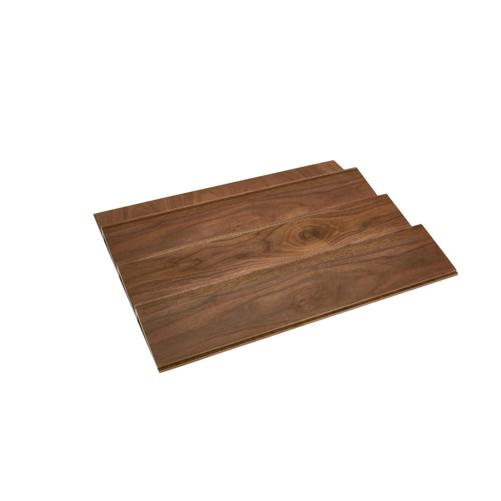 1.5 in. H x 22 in. W x 19.75 in. D X-Large Wood Spice Drawer Insert